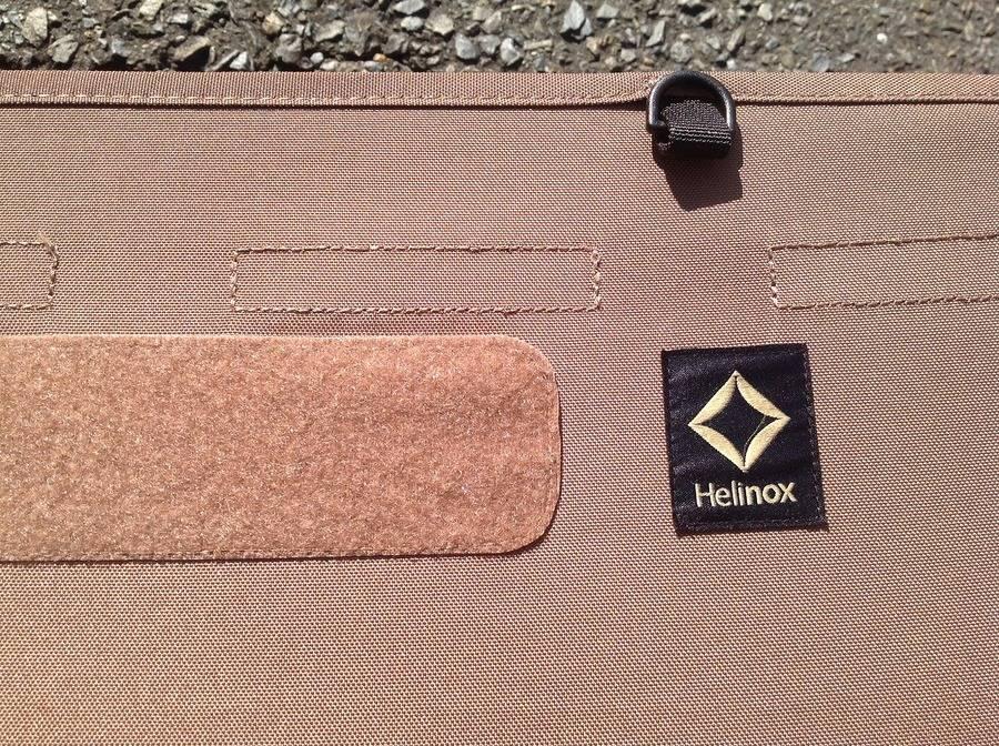 キャンプ用品のヘリノックス