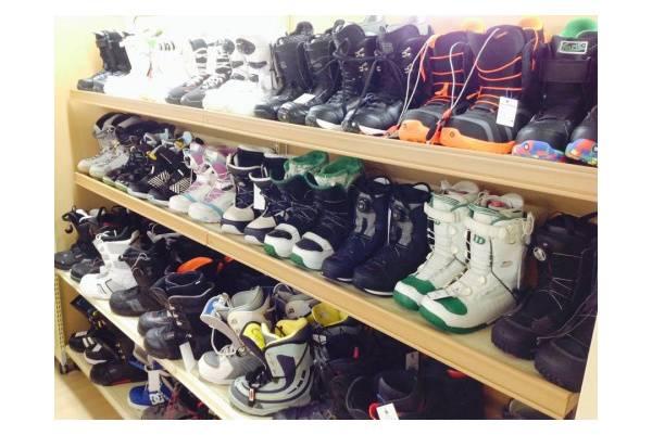 ウィンタースポーツの横浜 中古スキー 中古スノーボード
