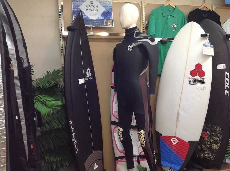 スポーツ用品のサーフィン