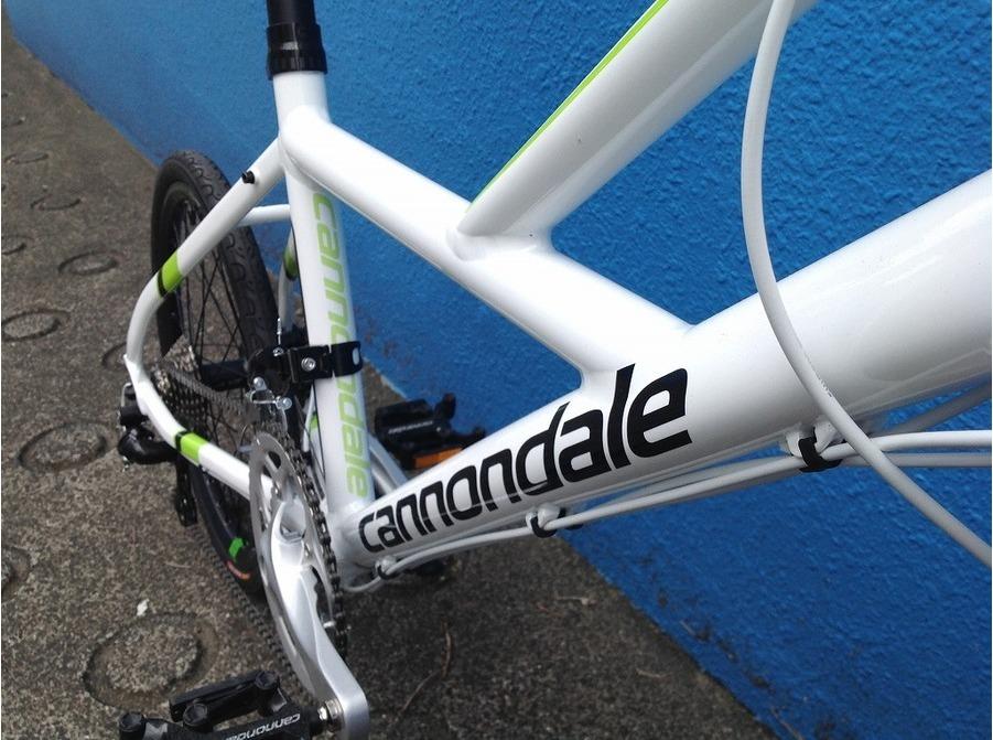 CANNONDALEのロードバイク