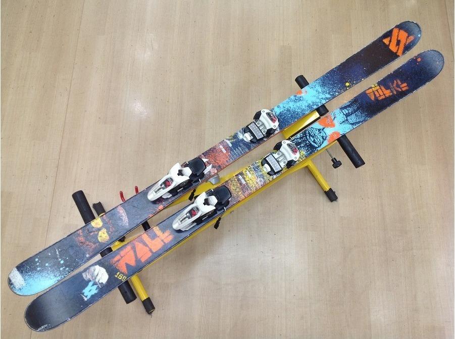 スキーのバックカントリー