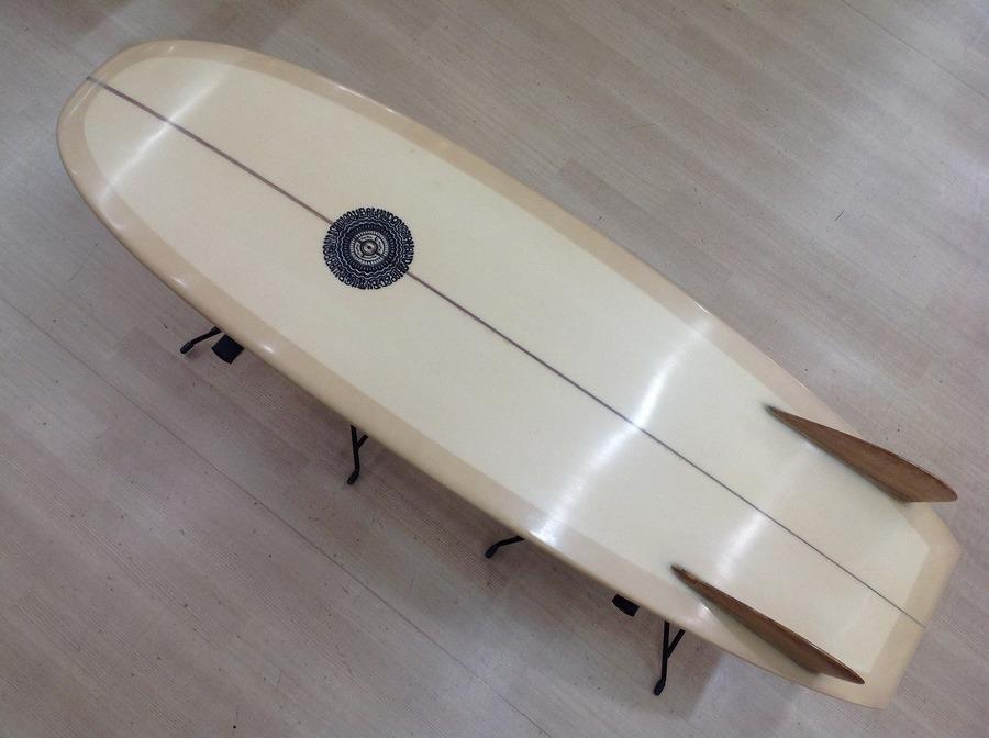 ショートボードのミニボード