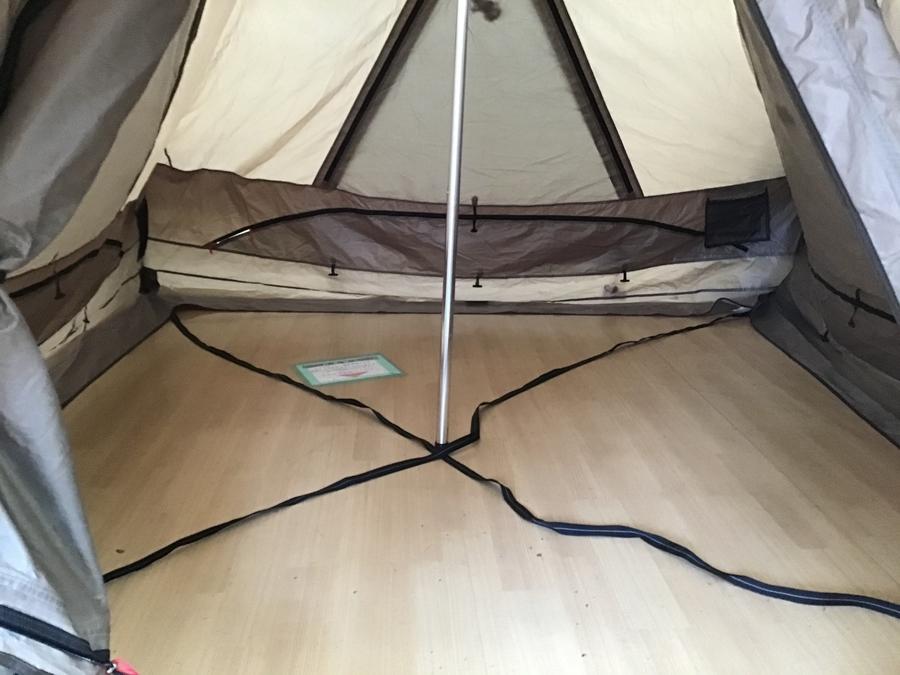 テントのサーカス