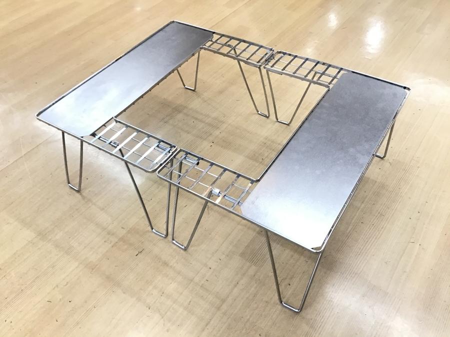 囲炉裏テーブルのユニフレーム
