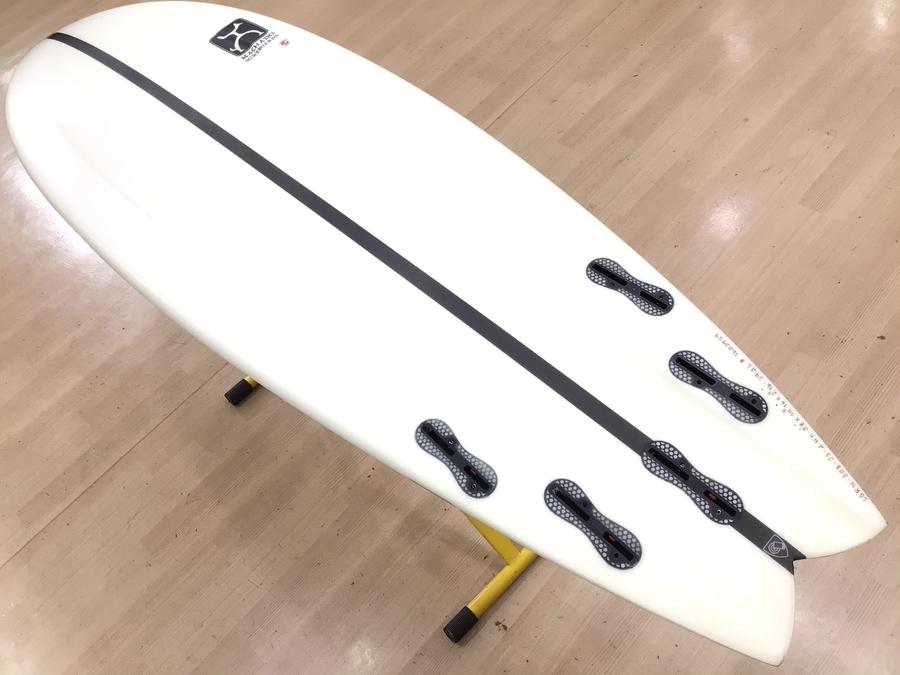 サーフィンのグローワー