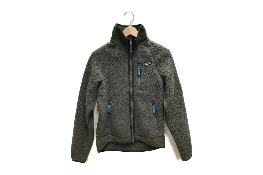 レトロXのフリースジャケット