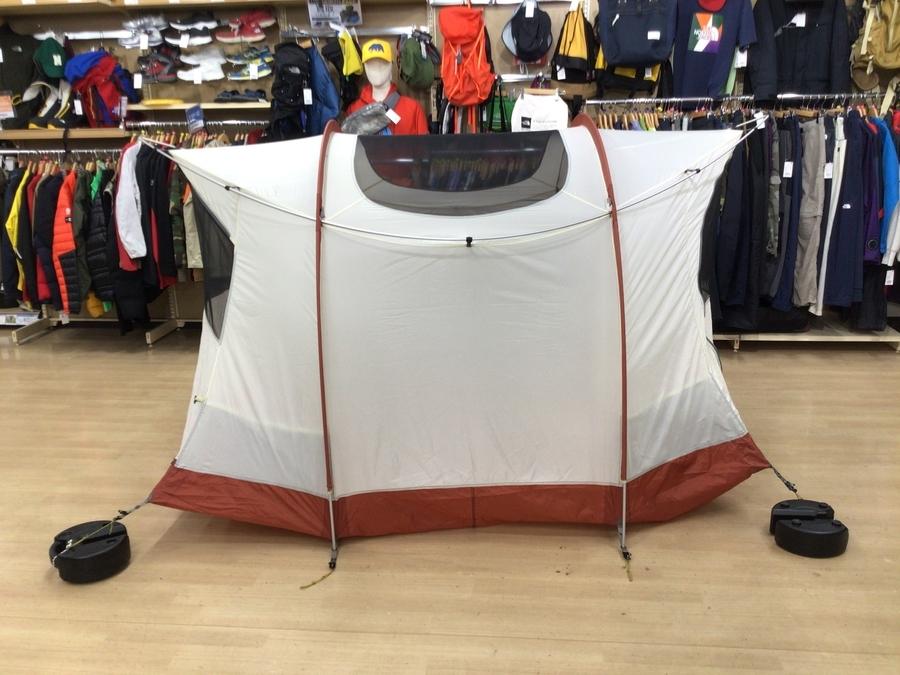 モールームのテント