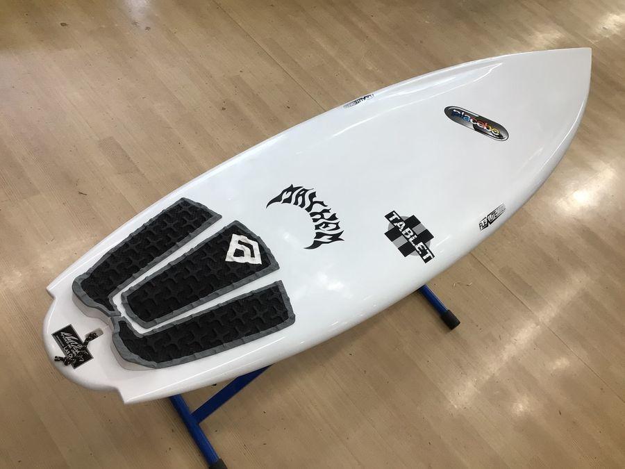 サーフィンのプレセボ
