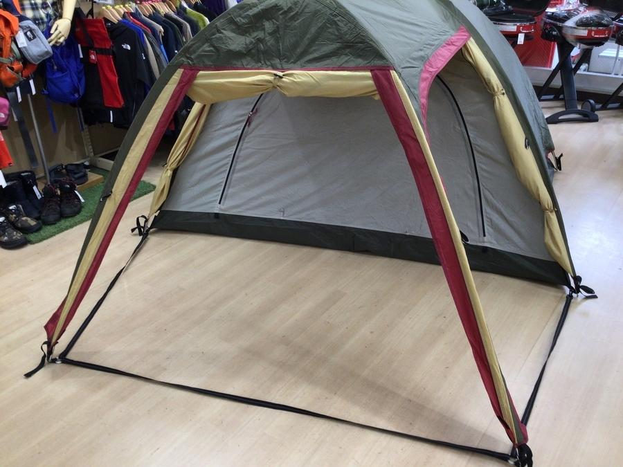 テントのステイシー