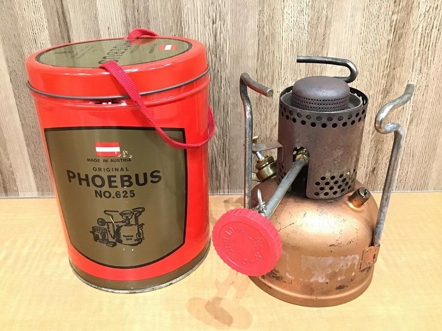 625 ホエーブス PHOEBUS ホエーブスNO.625旧旧型(角缶)未点火品