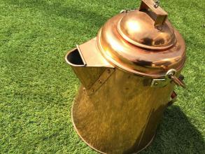 これがグランマーコッパーケトルのオリジナル品!1世紀を旅したアンティーク品!