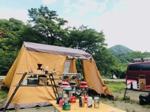番外編!トレファクスポーツのスタッフでキャンプに行ってきました!