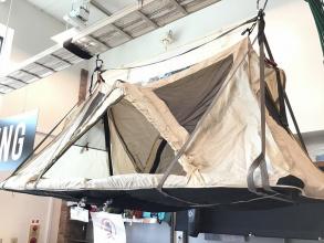 究極のテント!? 空中に浮くテント! snow peak(スノーピーク)のスカイネスト(SD-660)