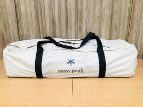 snowpeak(スノーピーク)の2019年新商品!TAKIBIタープオクタが未使用入荷!!