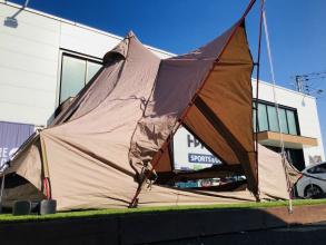 大特価!tent-mark DESIGNS(テンマク)のサーカス300がお買い得価格に!