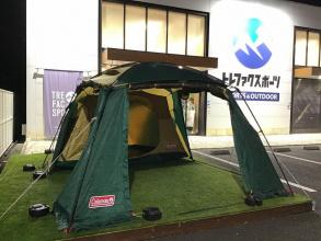 テントとタープをドッキングして使用する方法と2ルームテントを使用するのはどっちが良いのか徹底検証!