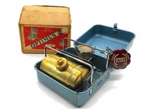 1960年代Optimus(オプティマス)エンボス加工のロゴが入った貴重な8R