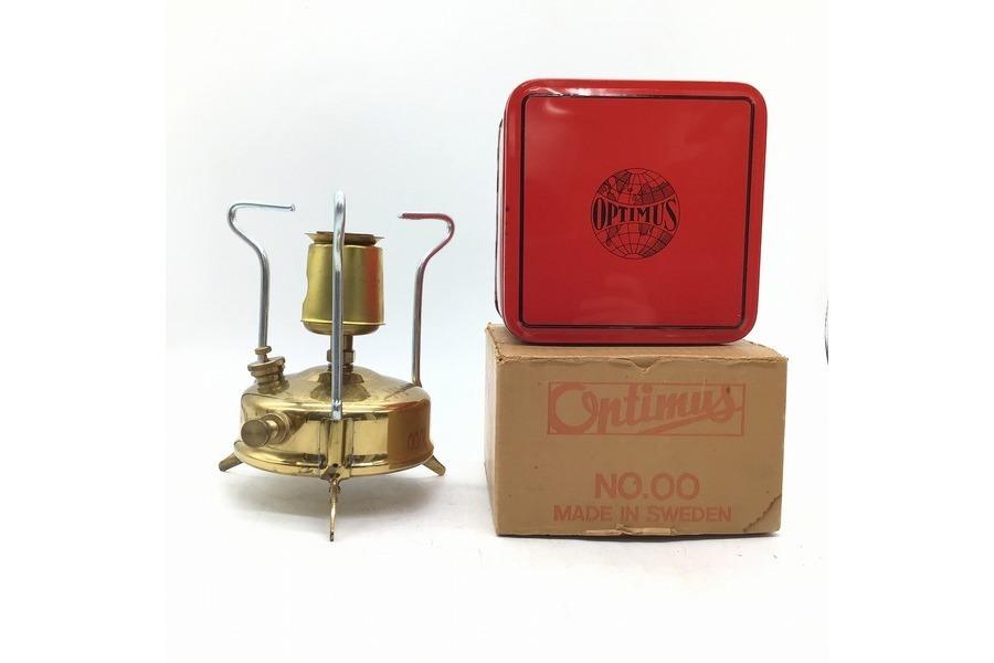 Optimus(オプティマス) No.00 ケロシンバーナー 未使用での入荷です!