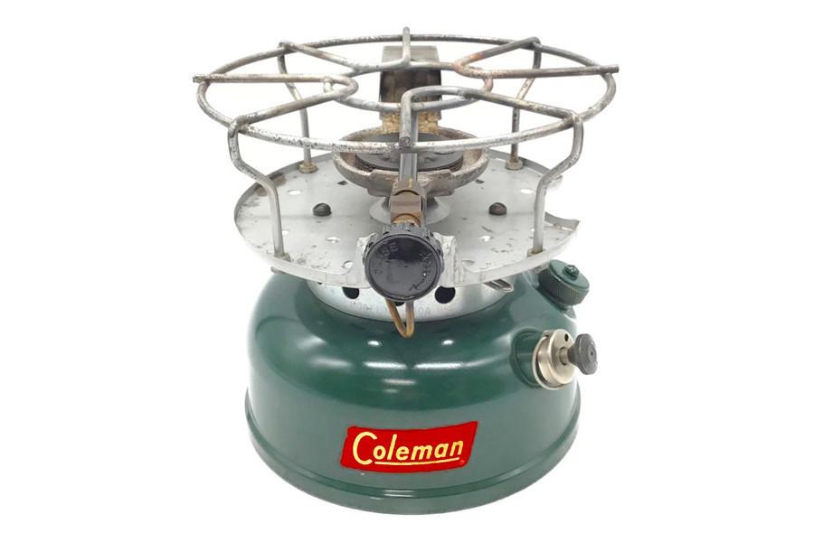 Coleman(コールマン)のヴィンテージガソリンシングルバーナー500Aをご紹介!