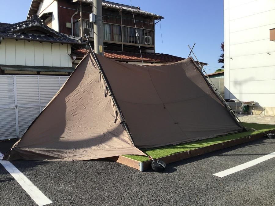 広々空間!tent-mark DESIGNS(テンマクデザイン)のサーカス720DXをご紹介!