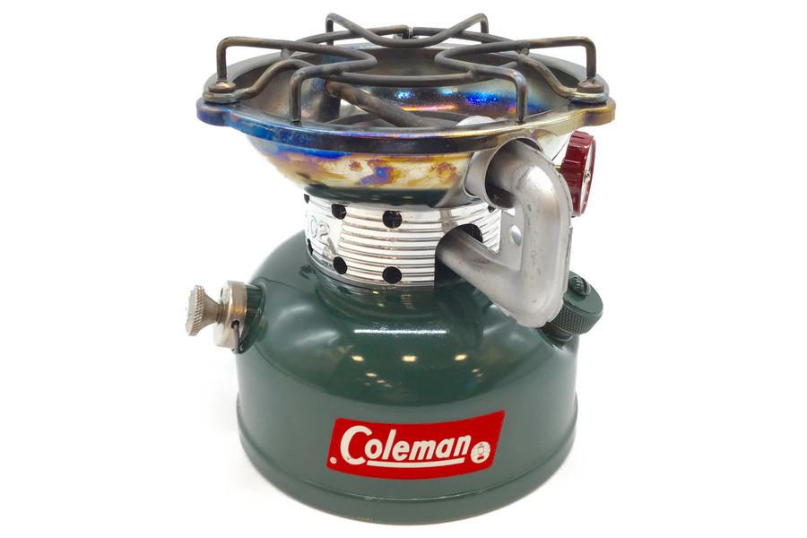 """火力調整はお手の物!Coleman(コールマン)のガソリンシングルバーナー""""502-700""""が入荷!"""