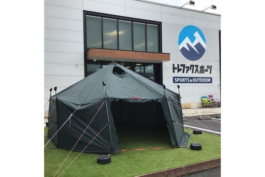 憧れのアウトドアブランド「HILLEBERG(ヒルバーグ)」のアルタイXPが当店初入荷!!