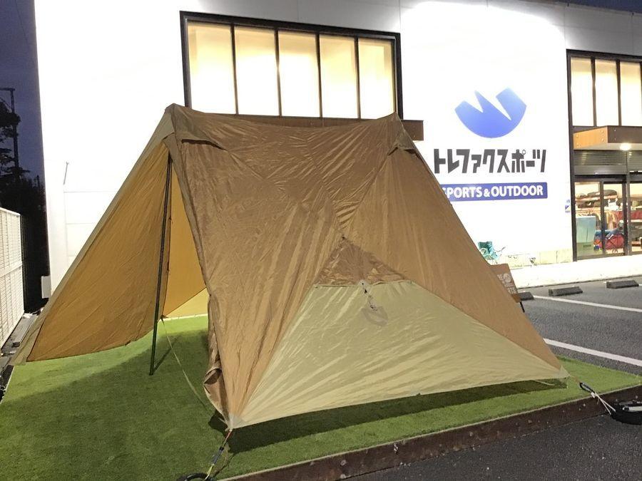 NEMO(ニーモ)の中でもトップレベルの人気を誇る2ポールシェルター「ヘキサライト6P」の日本未発売カラーをご紹介!