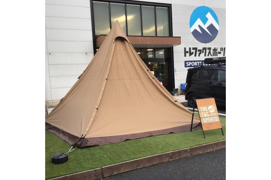 速報!話題のtent-mark DESIGNS(テンマク)のサーカスTCが入荷!!