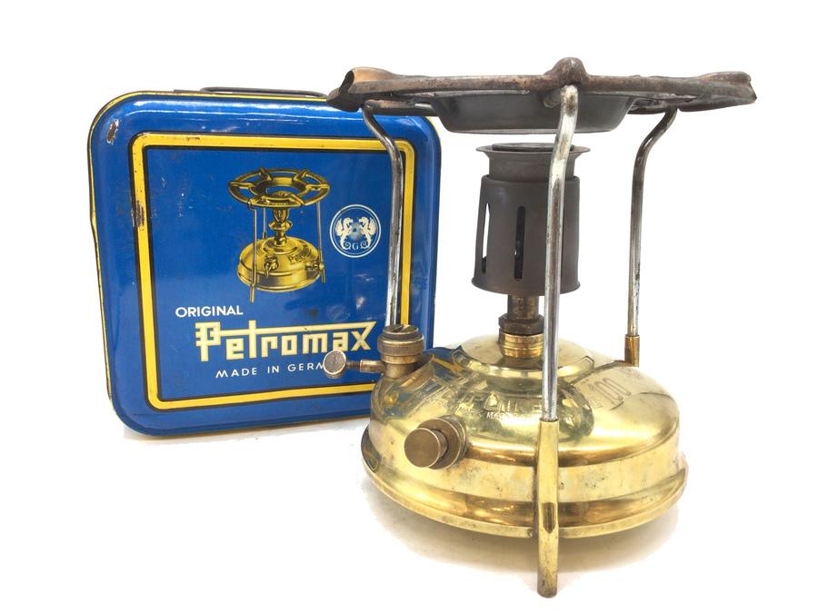 昔はケロシンバーナーも作っていました。Petromax(ペトロマックス)のNo.100