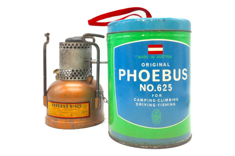 希少な青缶付き!PHOEBUS(ホエーブス)のNo.625 旧旧型(後期モデル)をご紹介!