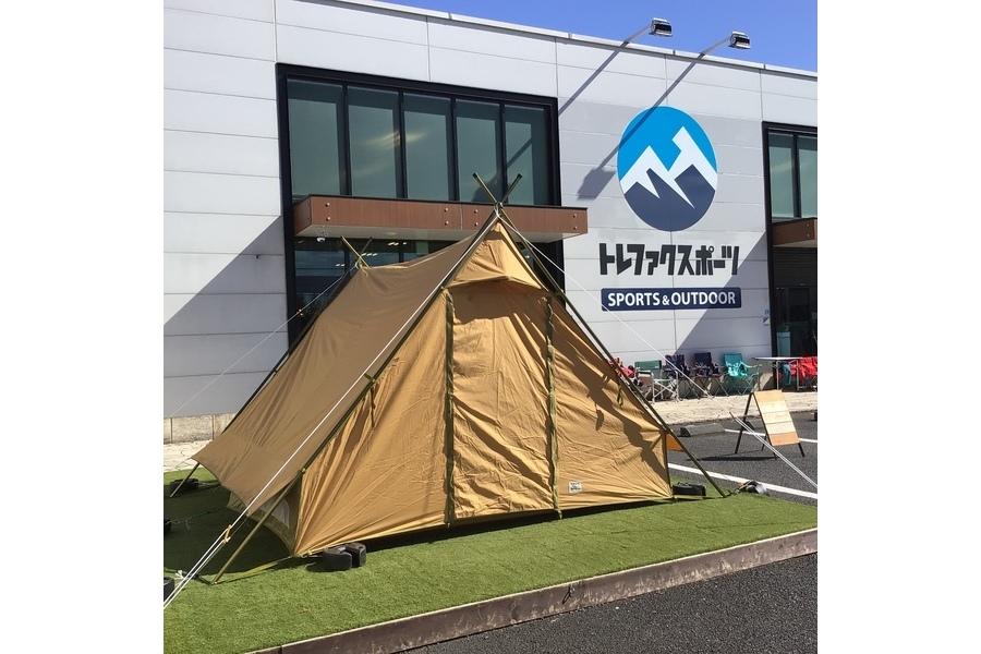 クラシックなデザインでキャンプ上での注目間違いなし!tent-mark DESIGNS(テンマク)×SOLUM(ソルム)のPEPO(ペポ)をご紹介!