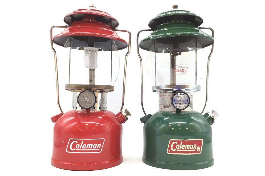 往年の人気ヴィンテージランタンであるColeman(コールマン)の200Aが2台入荷!