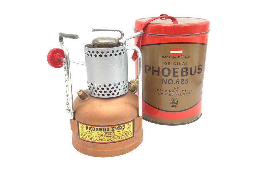 推定1975年頃に製造されたPHOEBUS(ホエーブス)のNo.625 旧型(中期型)をご紹介!