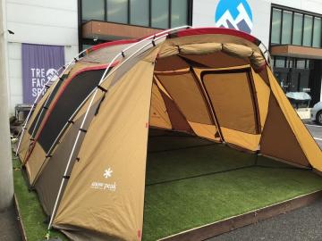 「アウトドアのテント 」