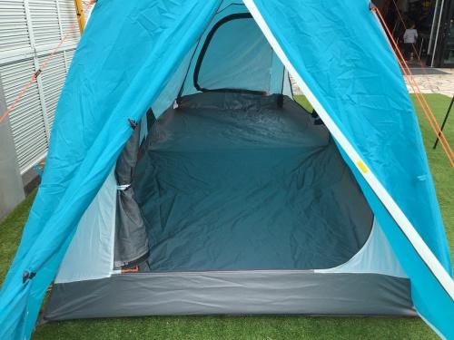 テントのソラファミリー