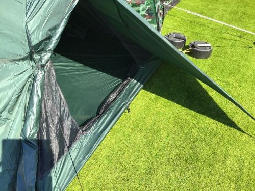 テントの中古