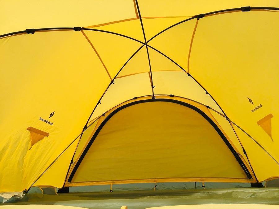 キャンプ用品の登山用品