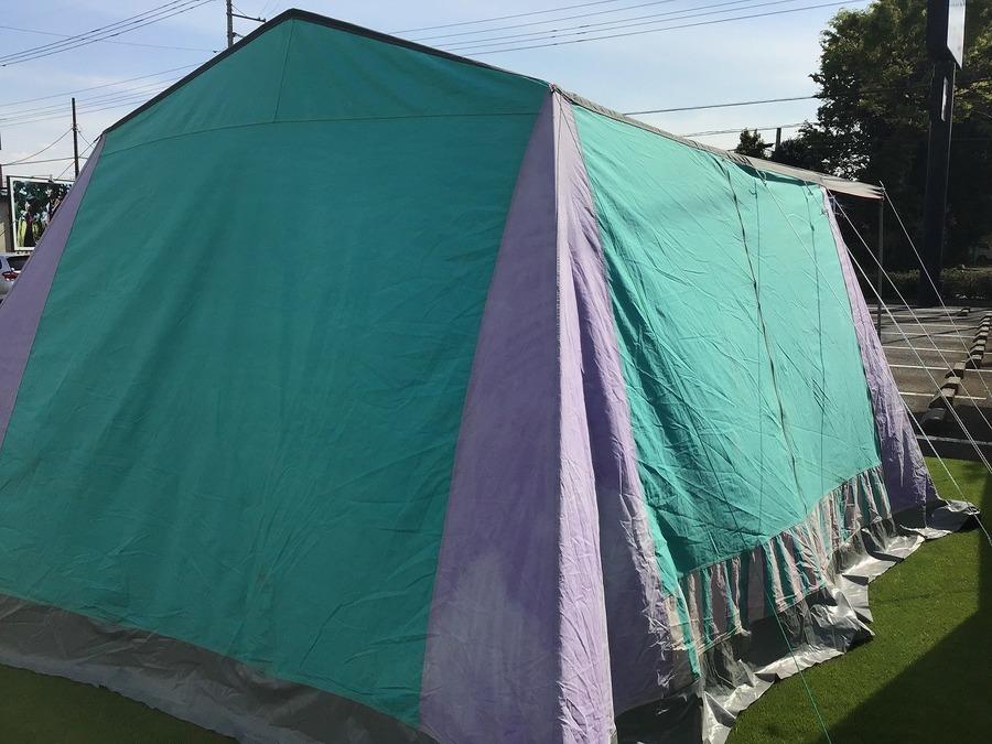 Raclet(ラクレ)のテント