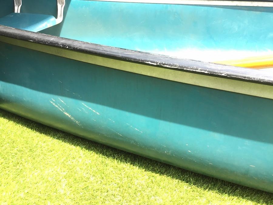 コールマンのボート