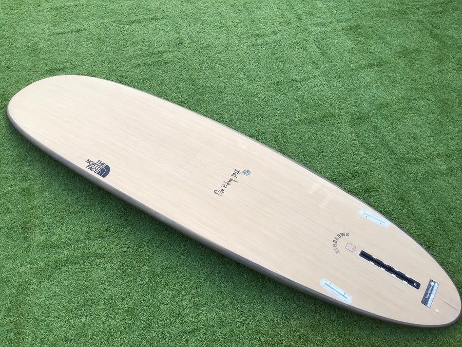 サーフィンのファンボード