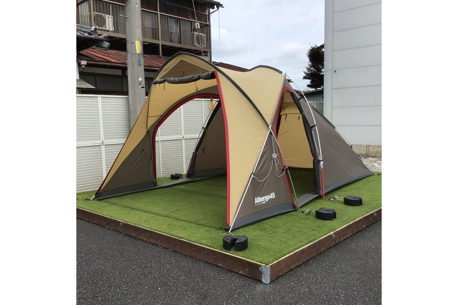 テントのOGAWA