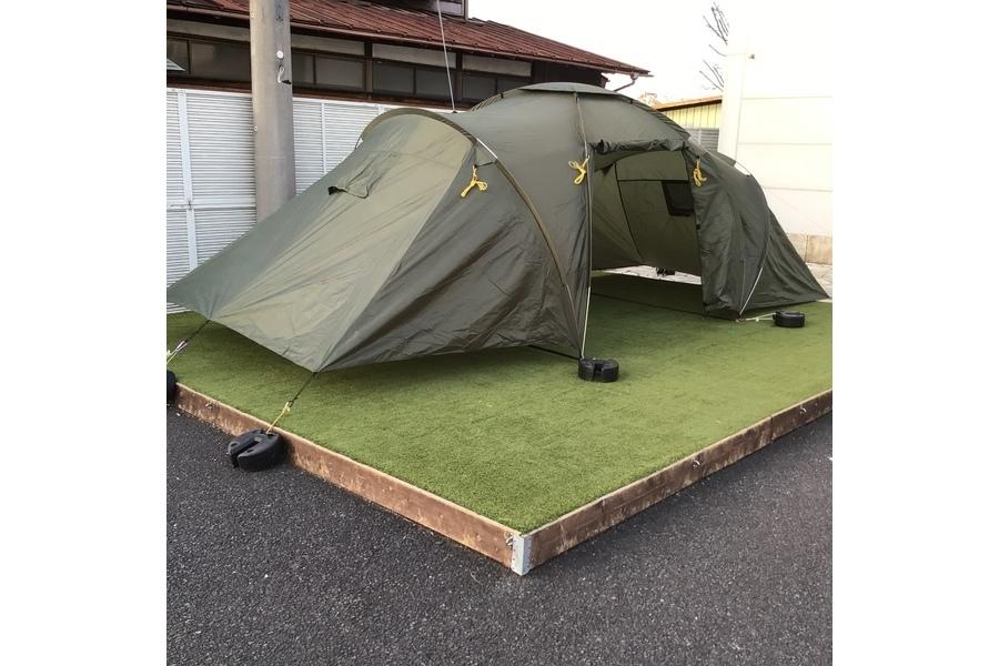 テントのミルテック