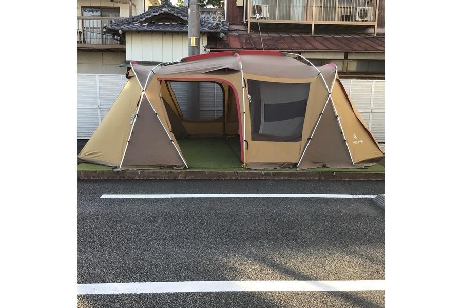 ランドロックのツールームテント