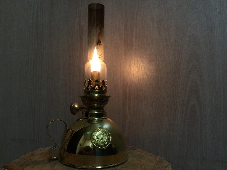 カールスクローナのナイトランプ