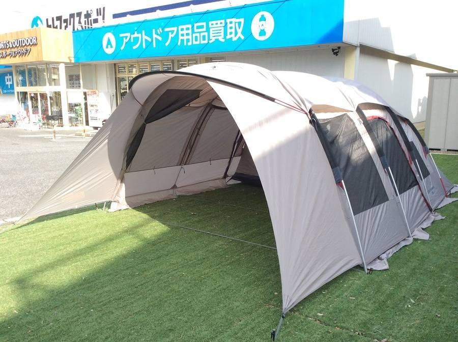 コールマン トンネル テント