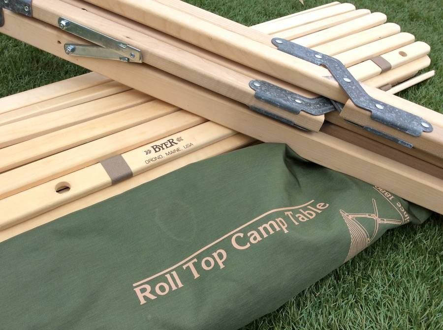 【TFスポーツ柏】RollTopCamp Table入荷。