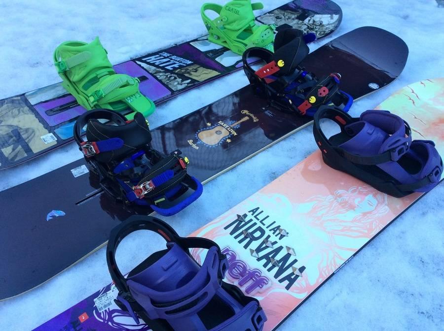 【TFスポーツ柏】スタッフオススメ!スノーボードセットPart2【中古スキー・スノーボード用品】