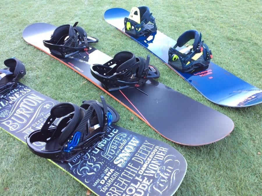 【TFスポーツ柏】人気ブランド!スタッフお勧めスノーボードセット!【中古スキー・スノーボード用品】