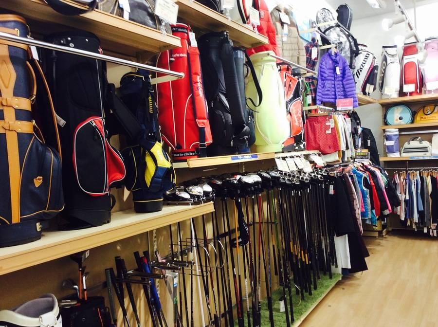 【TFスポーツ柏】ゴルフウェア・ゴルフ用品買取中♪【中古ゴルフ用品】