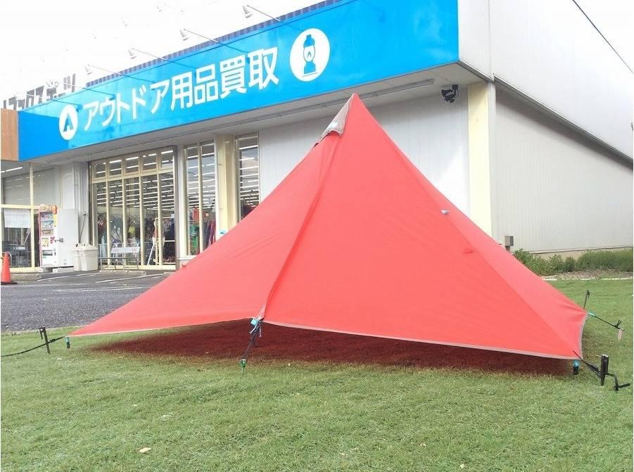 【TFスポーツ柏】tent-Mark DESIGNS × こいしゆうか『PANDA』再入荷!!【中古アウトドア・中古キャンプ用品】